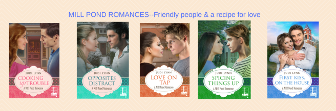 MILL POND ROMANCES--Friendly people & a recipe for love