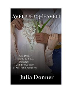 Avenue to Heaven cover-Julia Donner