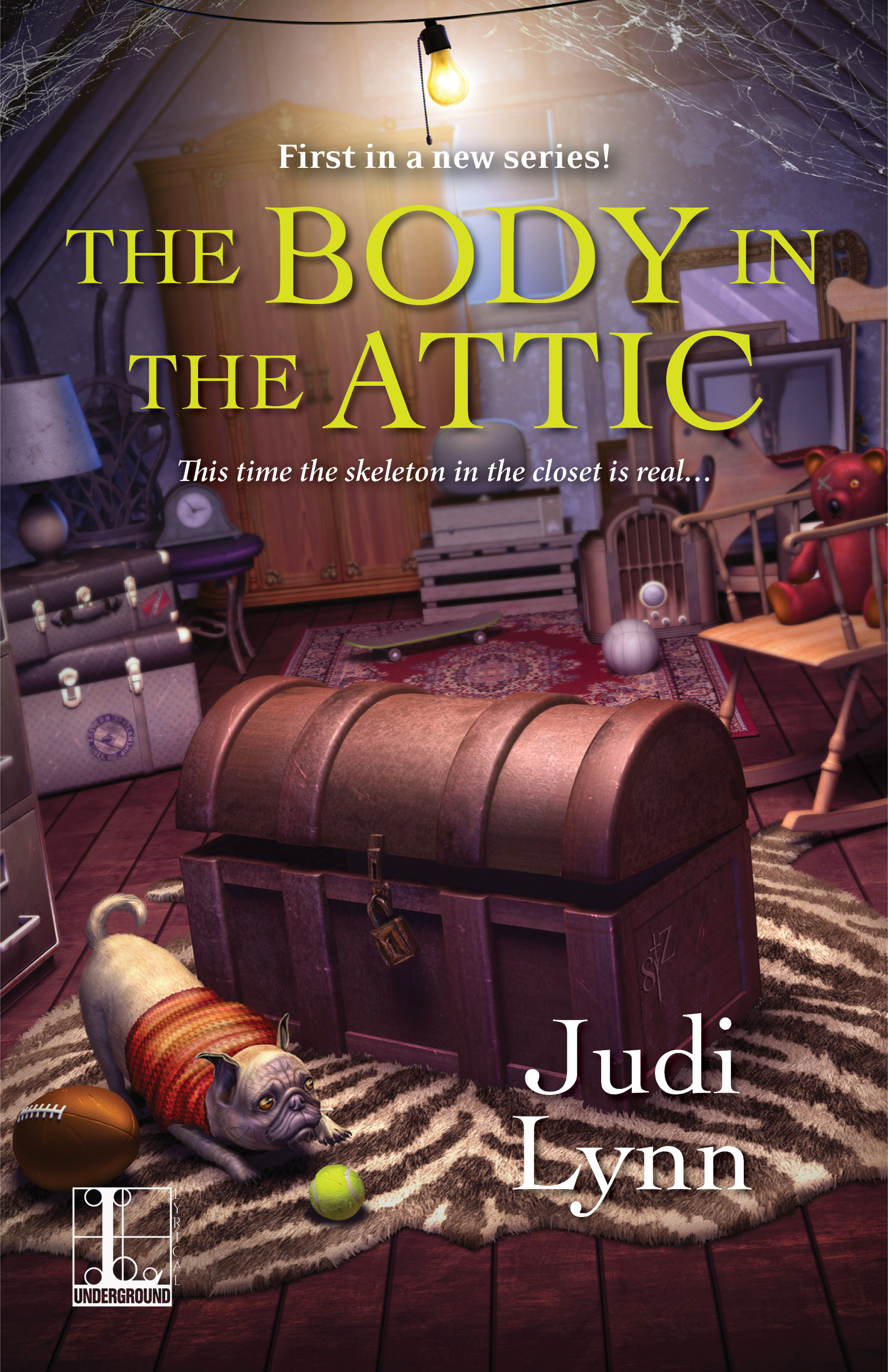 The Body in the Attic ebook