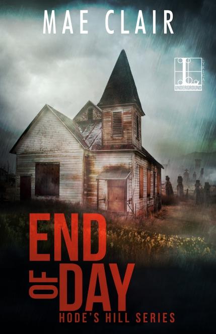 EndofDay_Mae Clair's cover reveal Sept. 10