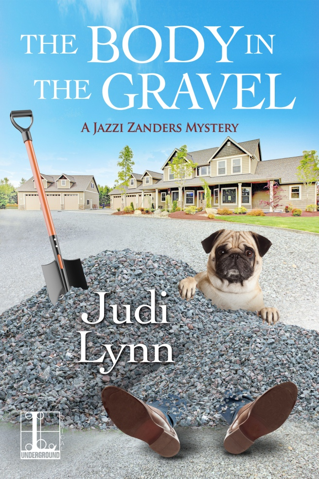 The Body in the Gravel cover