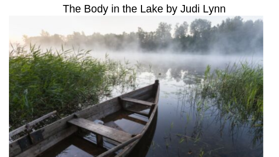 The Body in the Lake (Jazzi short story for Labor Day)