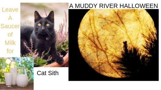 A MUDDY RIVER HALLOWEEN blog header