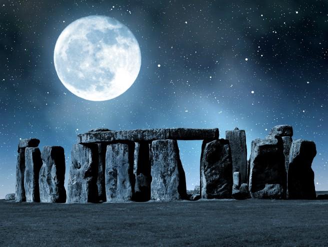 Druid's Stonehedge