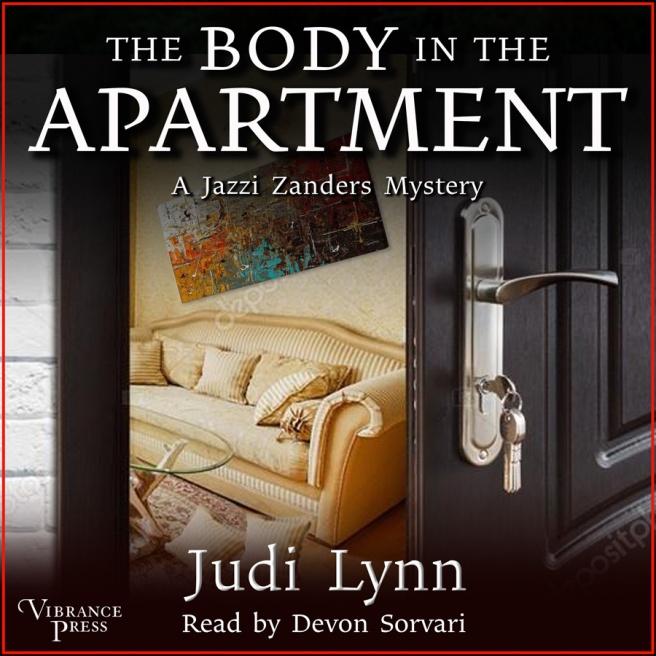 The-Body-in-the-apartment_--audio cover